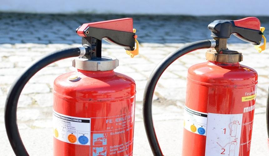 BSTR extinción de incendios